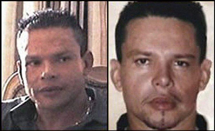 多次整形的哥倫比亞毒梟阿巴迪亞。 (法新社)