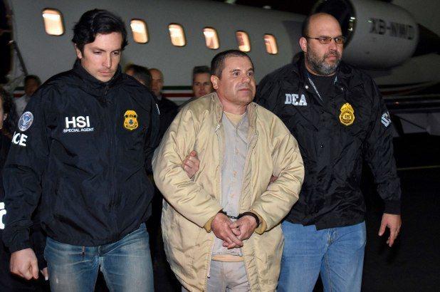 古茲曼10項罪名成立可能被關到死。 (美聯社)