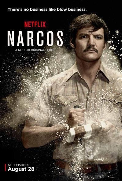 「毒梟」是Netflix的黑幫犯罪影集。 圖/取至豆瓣電影