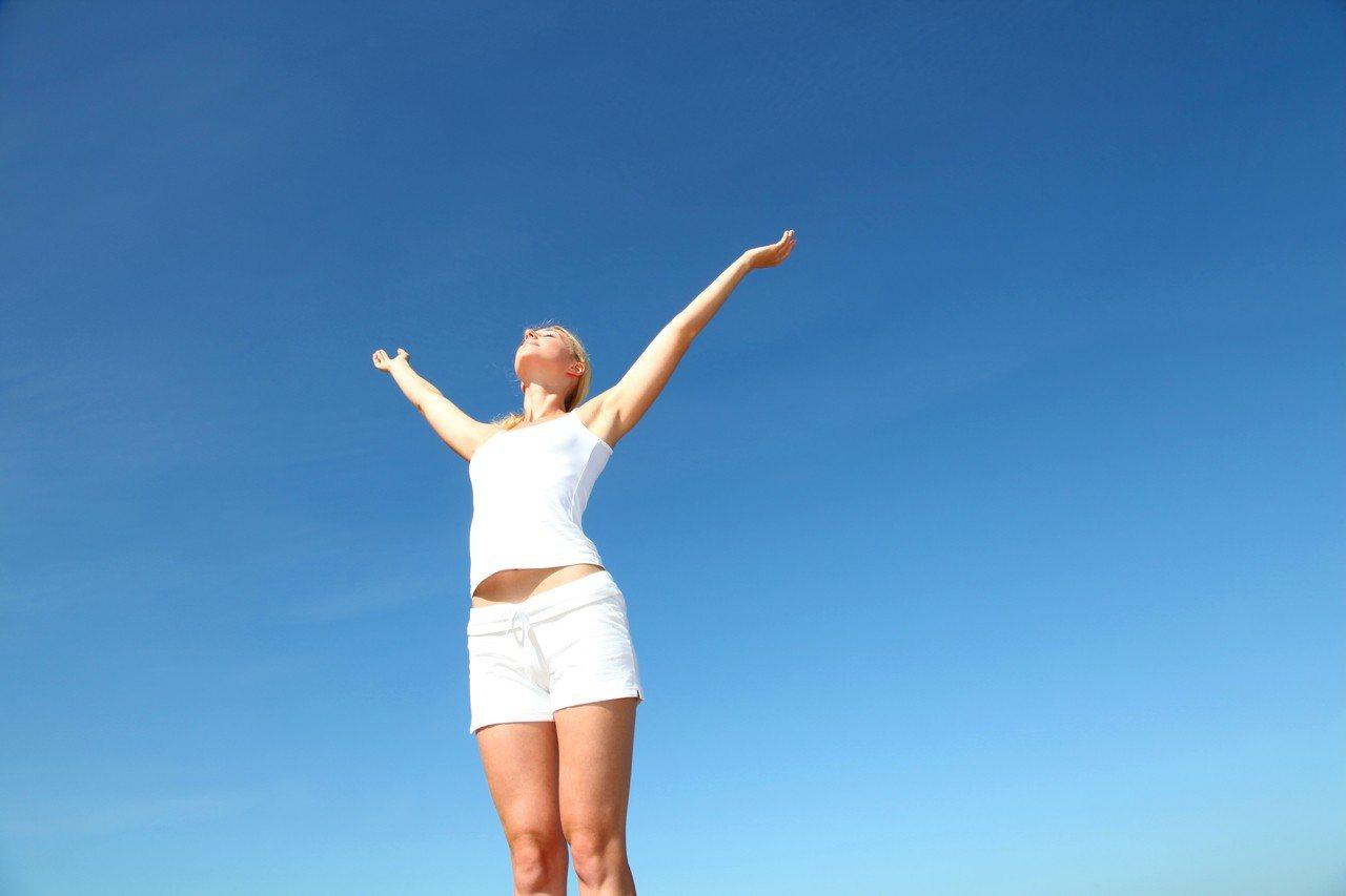 我們都應該學習,如何能活得更開心。圖/Ingimage