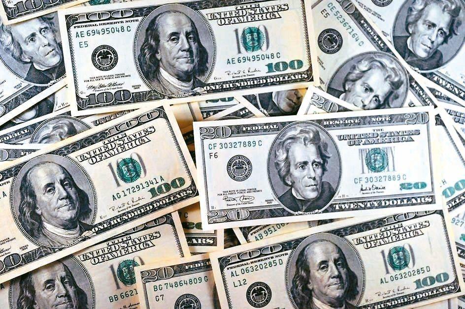 Fed立場轉鴿,美元卻連八個交易日走強。 (本報系資料庫)