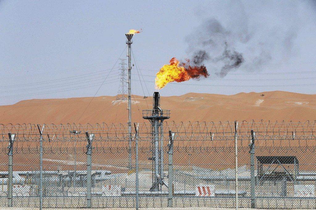 美國去年是石油需求成長最快的國家。 路透