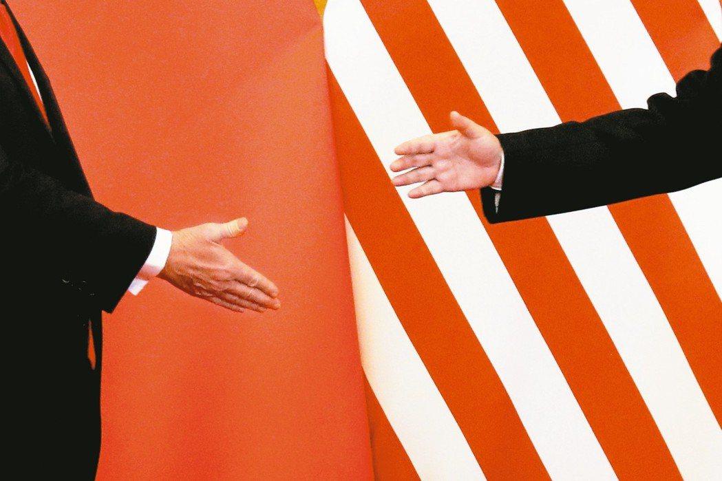 美國和中國的貿易戰目前暫時休兵,談判結果備受矚目。 路透
