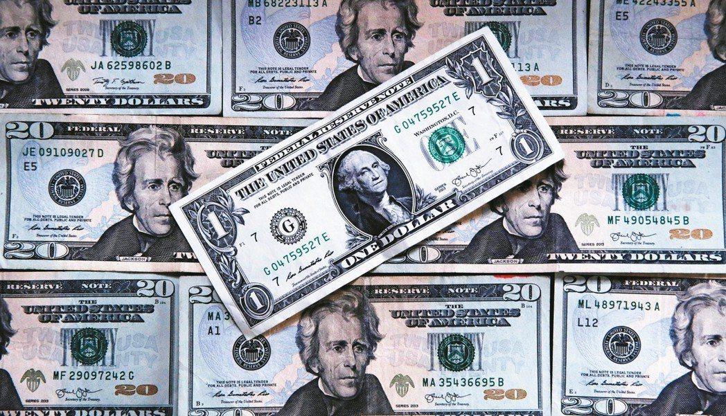 根據美國財政部12日公布的報告,美國國債已達到22.01兆美元。 美聯社