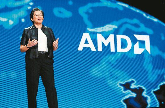 超微執行長蘇姿豐(見圖)證實,第2季後將推出7奈米製程之處理器及繪圖晶片上市。 ...