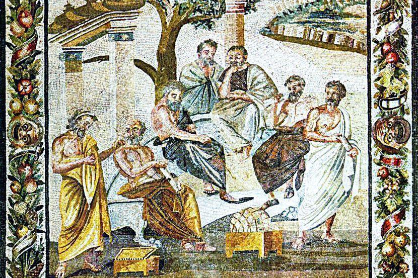 從史實的角度來說,「哲學」這門學科實際建立於柏拉圖之手。哲學的觀看過程,是能平撫...
