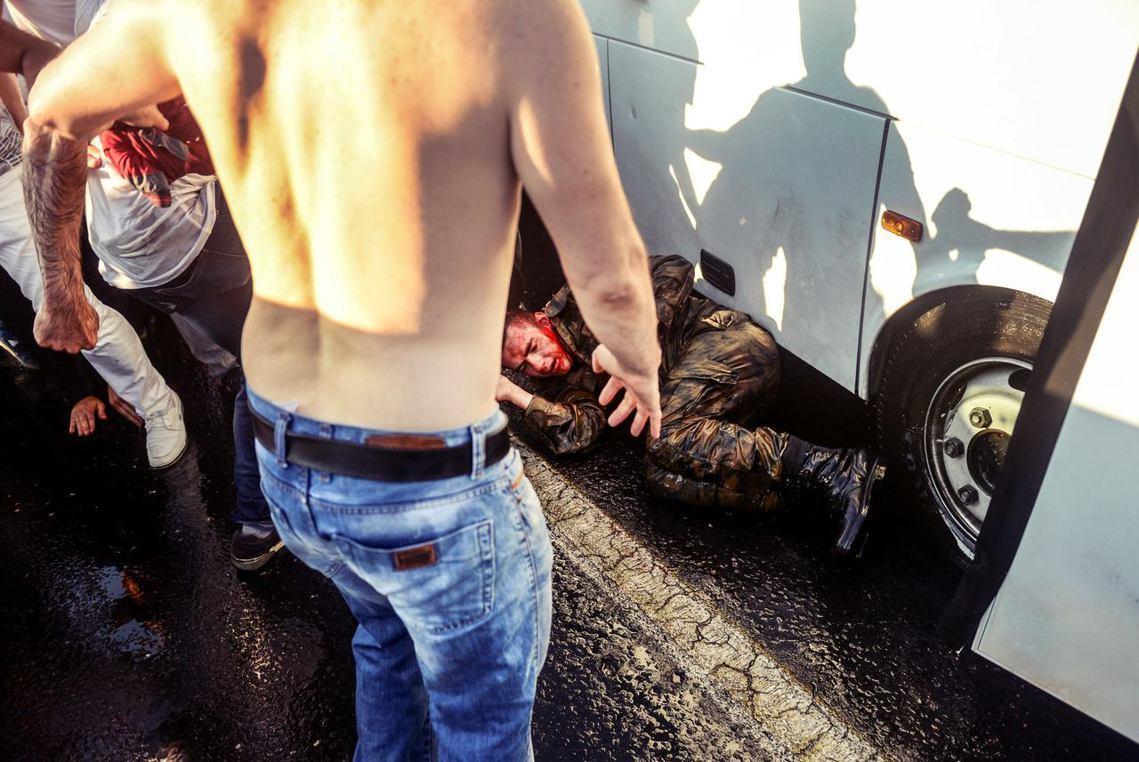 自2016年政變後,土耳其清洗逮捕的總嫌犯數量,至今已超過10萬人;其中已確定獲...
