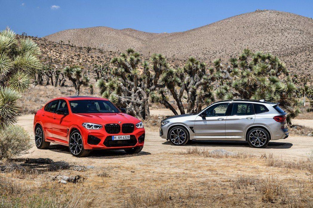 全新BMW X3 M/X4 M即將在四月投產,相信原廠很快就會宣佈上市時程。 摘...