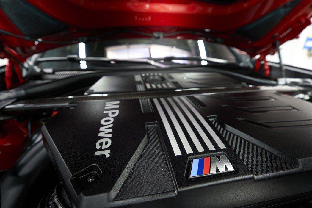 這次配置於全新BMW X3 M/X4 M的S58 3.0升直列六缸TwinPow...