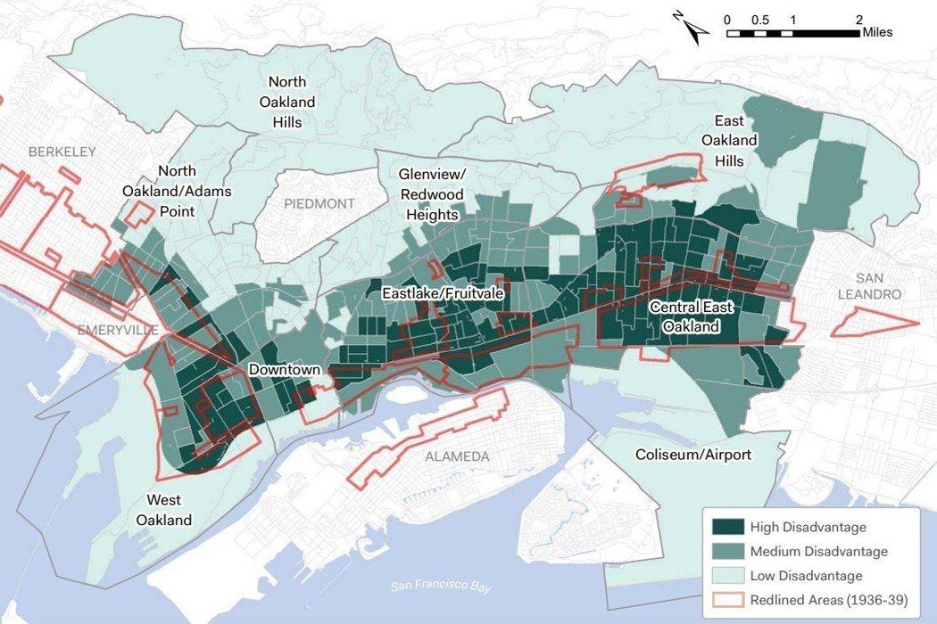 奧克蘭《行人計畫》制定了高風險地區的指認方法,包含安全性分析、可步行度分析等。 ...