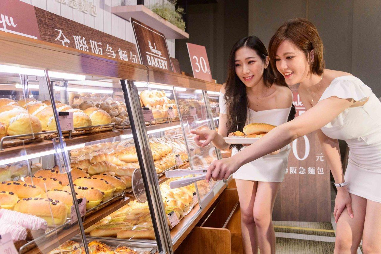 全聯與日本H2O Retailng株式會社成立「全聯阪急麵包」,預計2020年在...