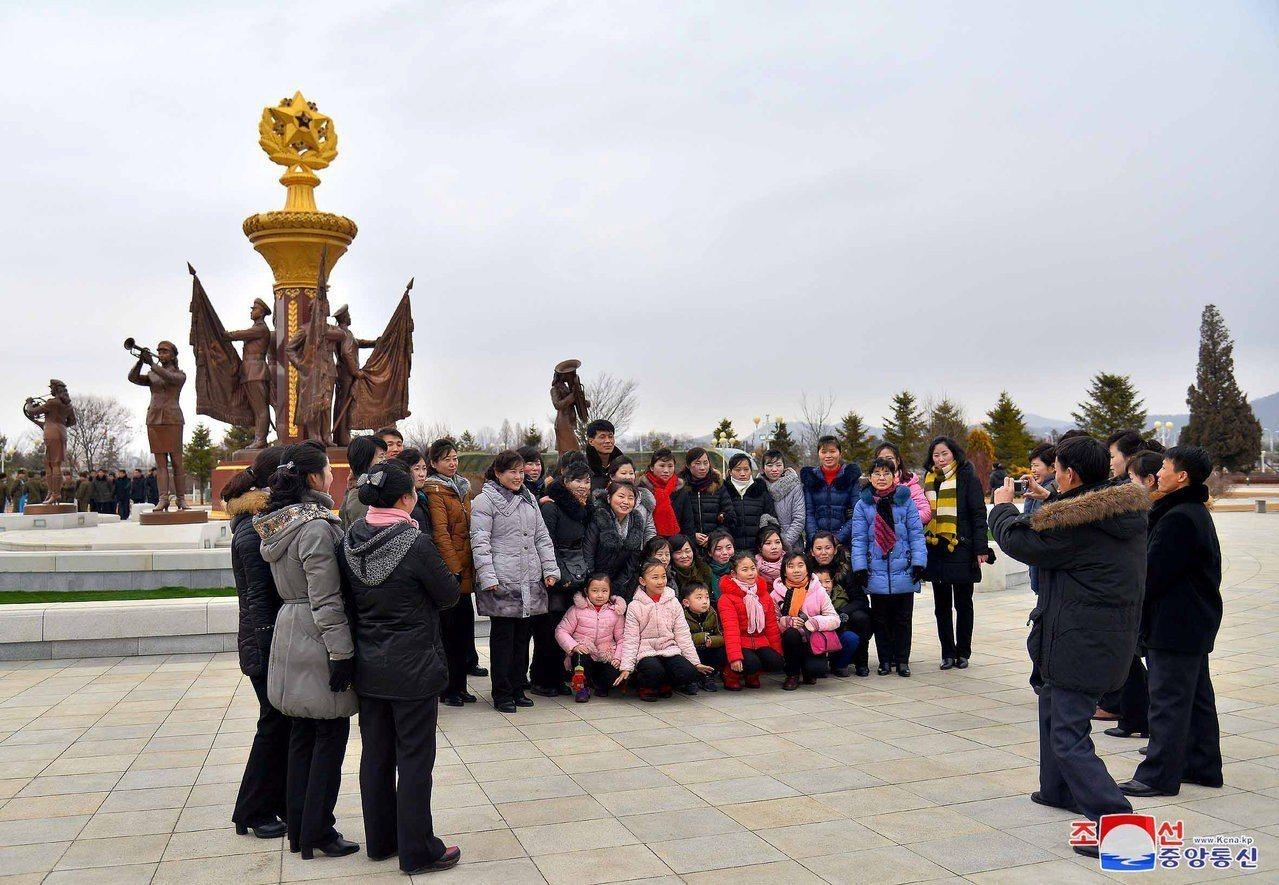 農曆年也是北韓的重要節日。路透