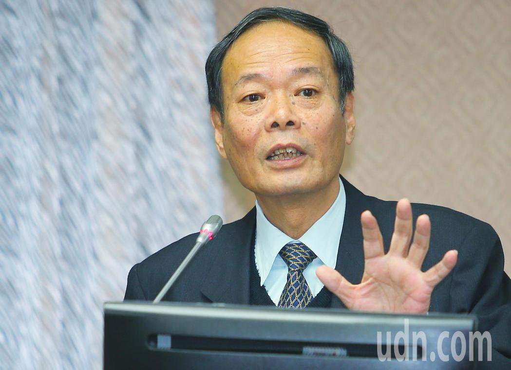 海洋委員會主委將由代理主委兼海巡署長李仲威升任。聯合報系資料照