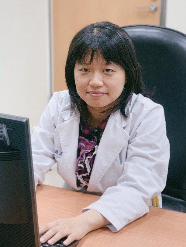 成大醫院職業醫學部研究醫師魏玉亭。圖/成大提供