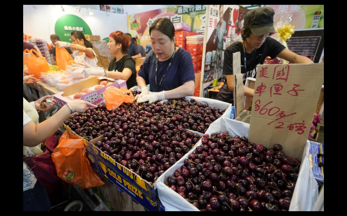 不少人都喜歡吃櫻桃,不過重慶一名女子連續五天吃下約3公斤櫻桃後狂拉,最後甚至昏倒...