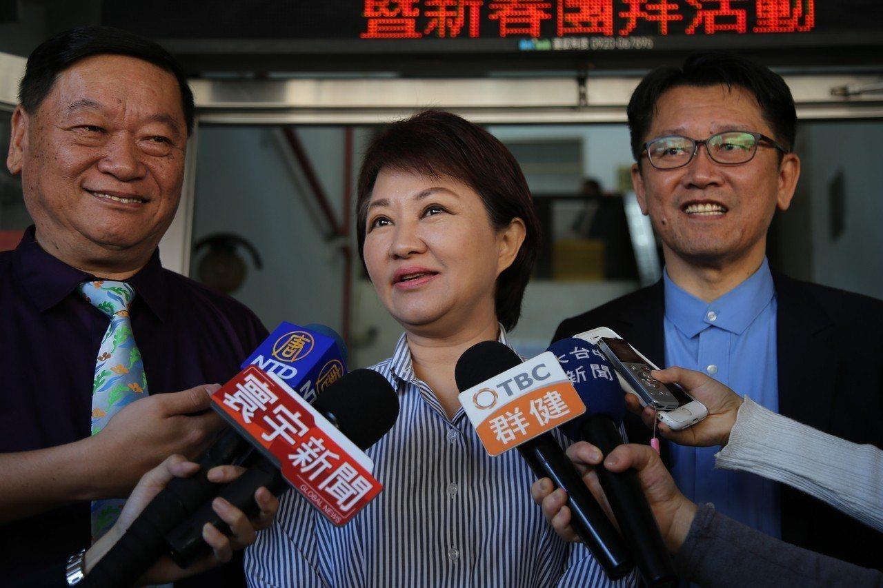 台中市長盧秀燕上任後檢討市府財政,她昨天說選舉政見「恢復老人健保補助」第一次追加...