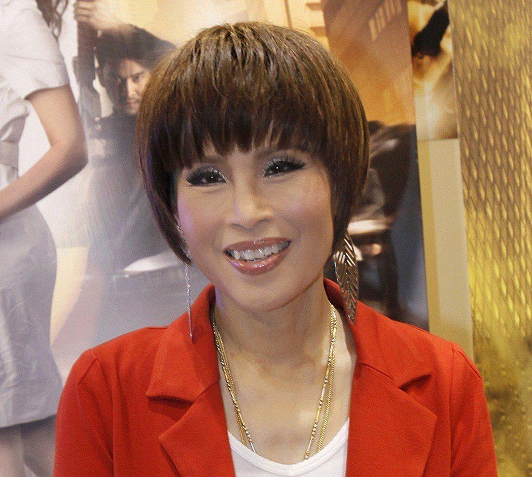 泰王胞姊烏汶叻8日宣布代表泰愛國參選,但在泰王表態反對後遭取消參選資格。(美聯社...