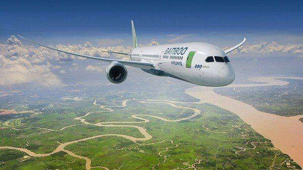 越南再新增竹子航空,提供旅客其他搭乘選擇。圖/摘自越南竹子航空粉絲專頁