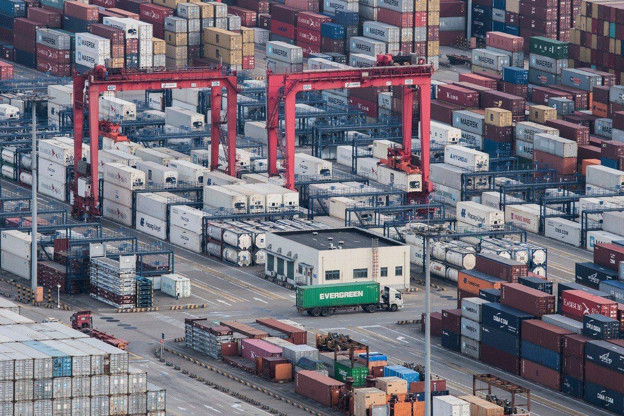 美中貿易戰遲遲難以化解。美聯社