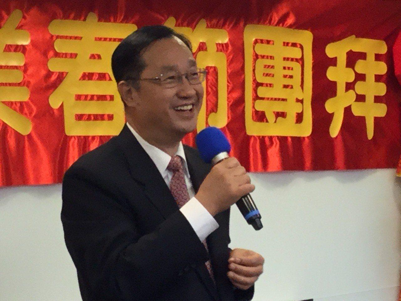 保發中心董事長桂先農。記者陳怡慈/攝影