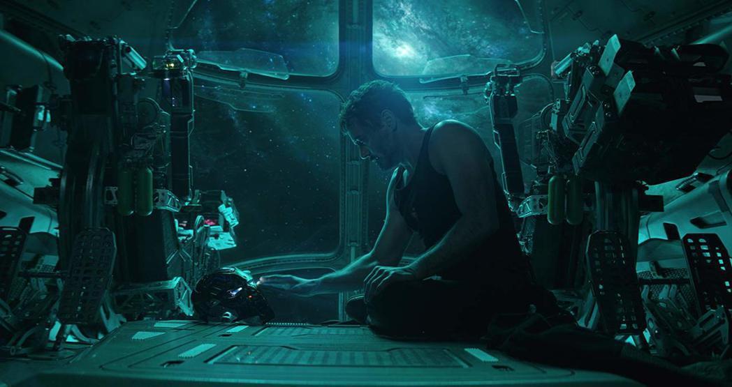 鋼鐵人在「復仇者聯盟」系列的戲分向來少不了。圖/摘自imdb
