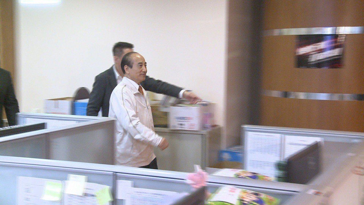 國民黨2020初選機制未啟動,此時有意角逐初選的立法院前院長王金平,重提2016...