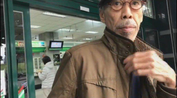 馮淬帆長居台灣30年,近來深居簡出,被說是香港人很不以為然。記者葉君遠/攝影