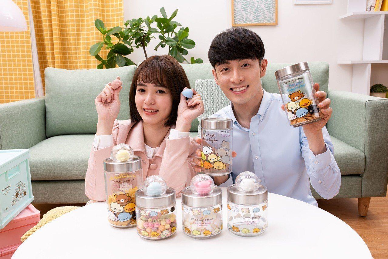7-ELEVEN首次推出日本超人氣的「San-X家族悠閒生活」全店集點活動。圖/...