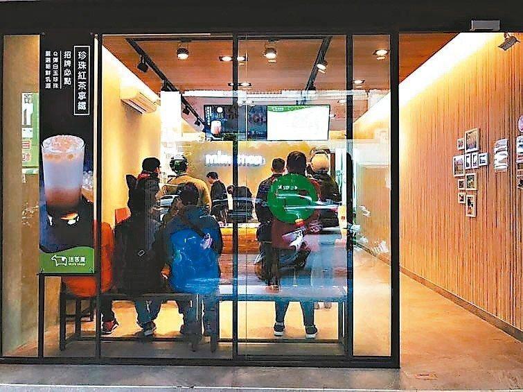 迷客夏從綠光牧場的概念出發,成功建立連鎖品牌。 作者/提供