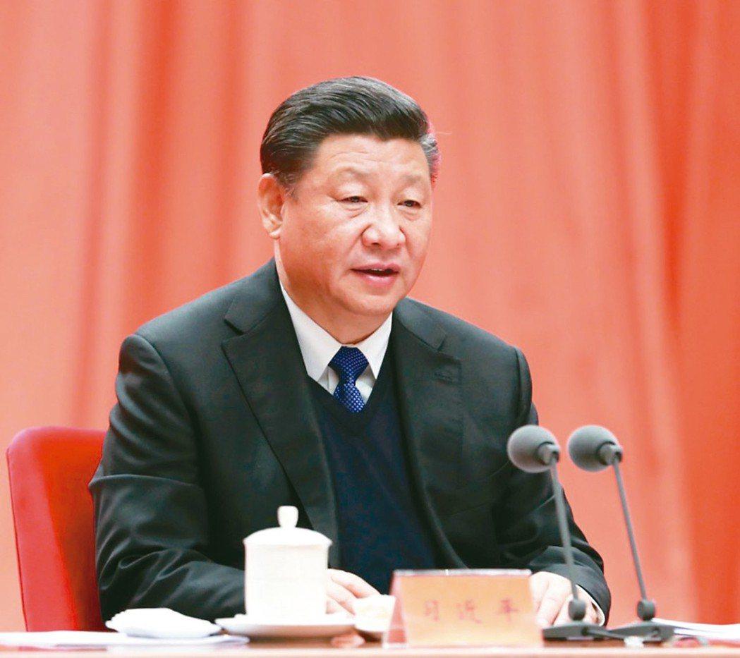 大陸國家主席習近平 (新華網)