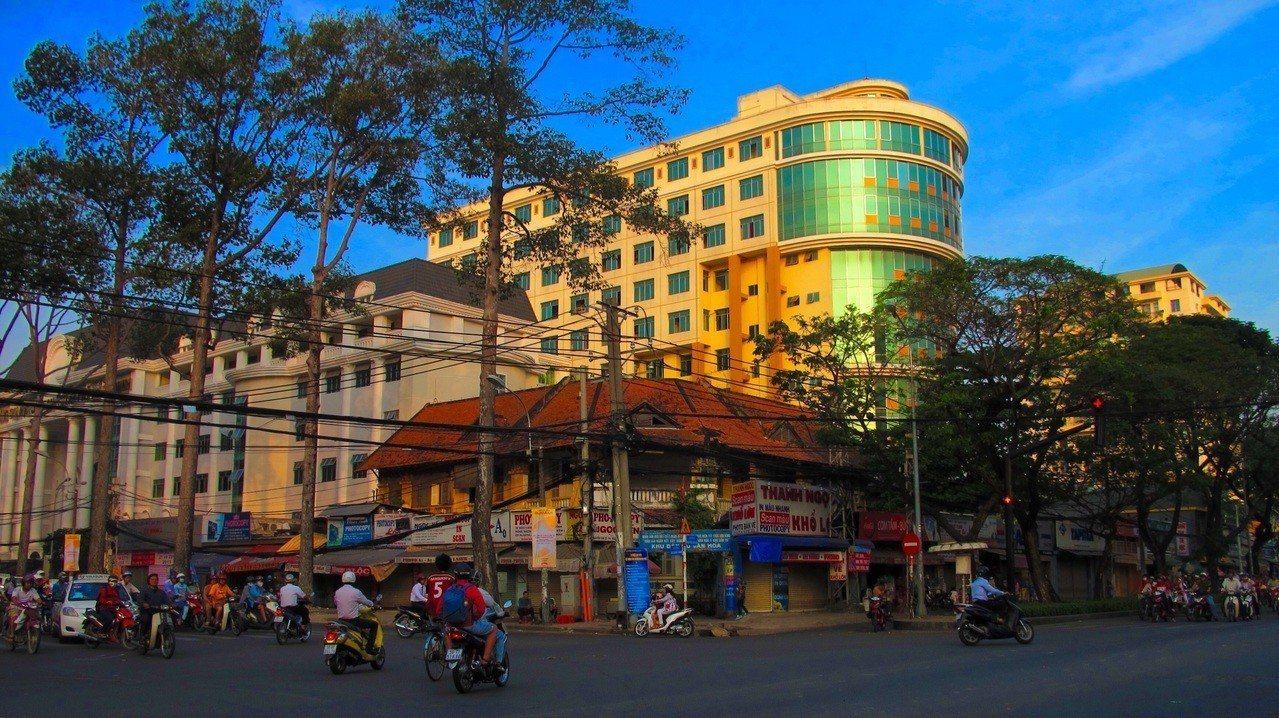 圖為越南胡志明市師範大學校園。 圖擷自wikipedia