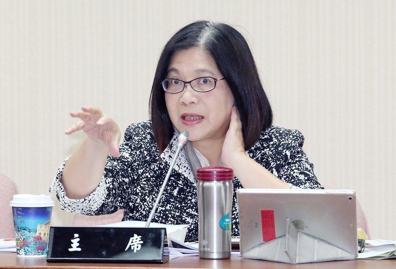 民進黨立委管碧玲。圖/聯合報系資料照