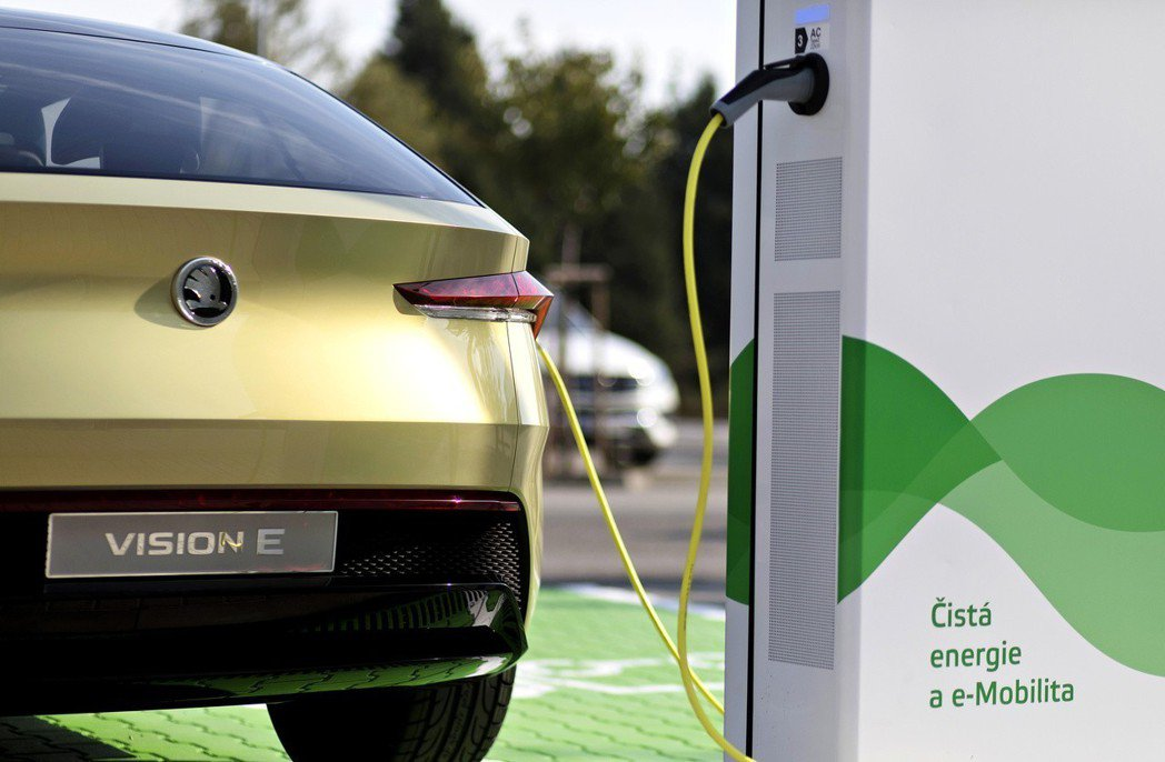 ŠKODA表示,品牌在2022年前會推出十款的電動車型。 摘自ŠKODA