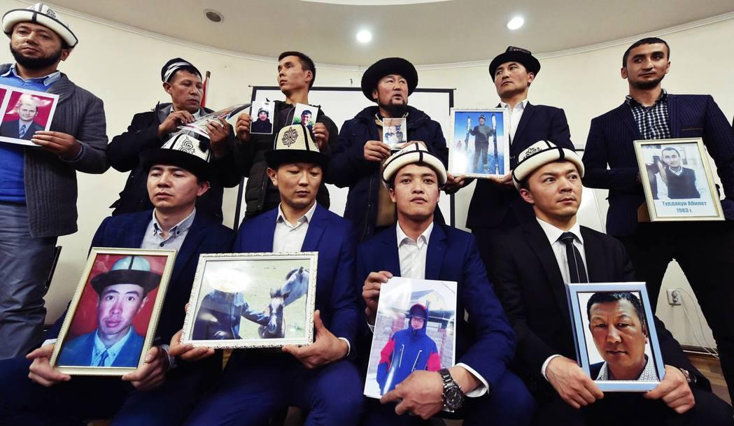 在吉哈二國的「僑民回歸」政策下,有些來自中國的哈吉兩族人,返回中亞後仍有與中國當...