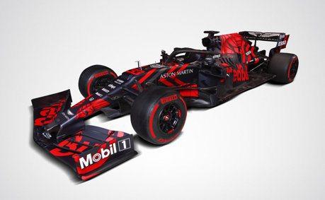影/2019賽季Red Bull搭載Honda引擎 新年度車種「RB15」「STR14」發表!
