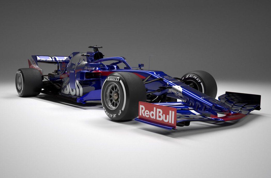 今年為Toro Rosso與Honda合作的第二年。 摘自Scuderia To...