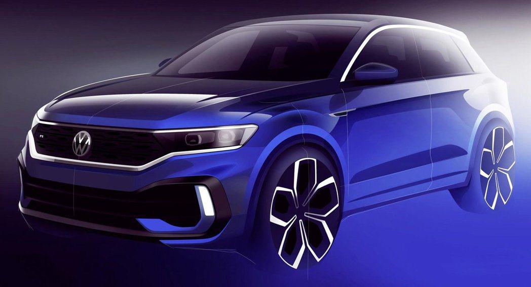 全新Volkswagen T-Roc R預期會擁有超越300ps的馬力輸出。 摘...