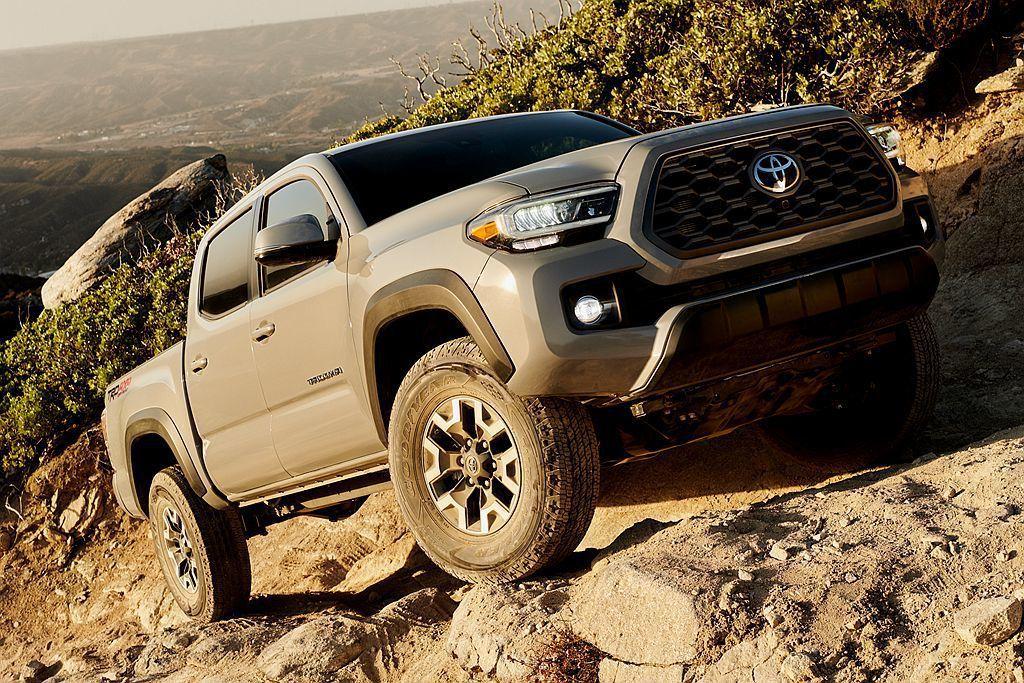 第三代Toyota Tacoma整體設計靈感來自品牌傳奇沙漠越野賽車,小改款作業...