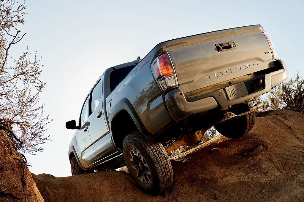 小改款Toyota Tacoma動力維持現有架構,最熱銷的車型配置2.7L DO...