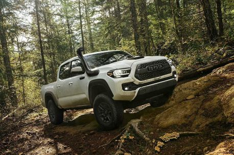 史上配備最好!小改款Toyota Tacoma迎戰Ford Ranger