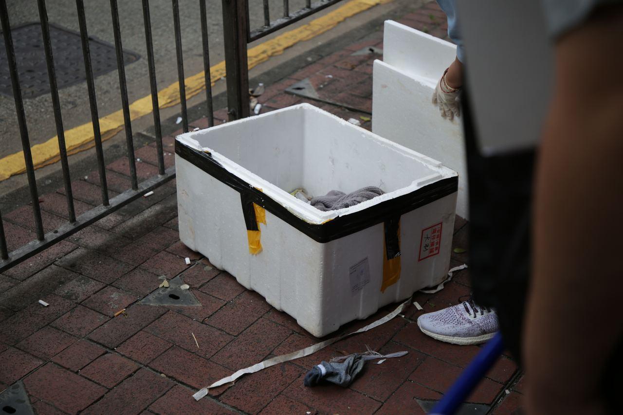 女嬰遭誤殺。香港01記者黃偉民/攝影