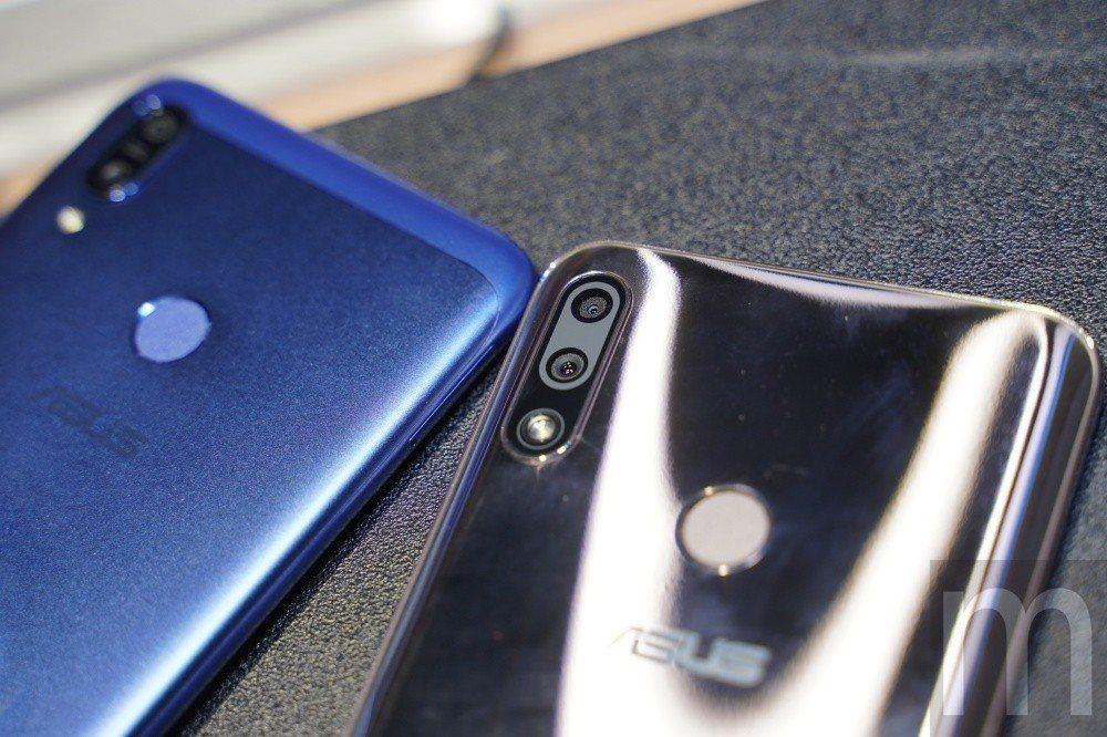 ZenFone Max Pro (M2) (右)與ZenFone Max (M2...