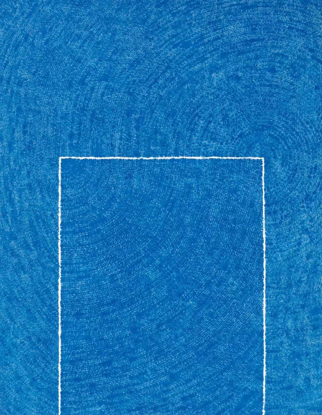 金煥基 (1913-1974) 〈寂靜 5-IV-73 #310〉1973 棉...