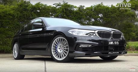 影/什麼理由不買BMW M5而選Alpina B5?