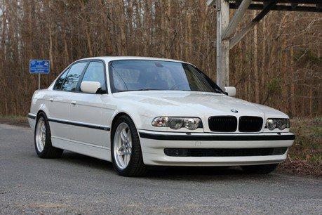 BMW 740i Sport等你標價!E38 M7就該這麼猛!