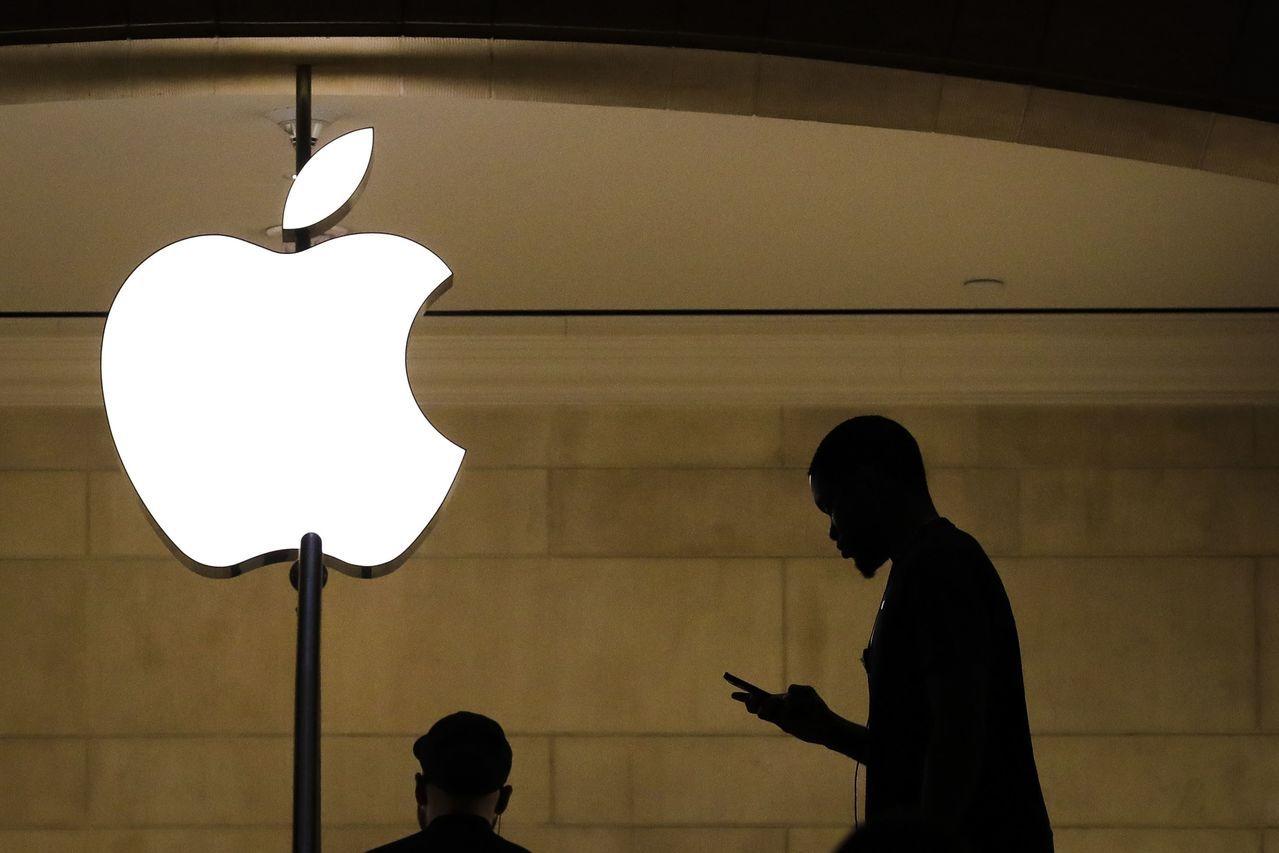 蘋果公司爆出前法務高管涉及內線交易,已遭檢方起訴。 法新社