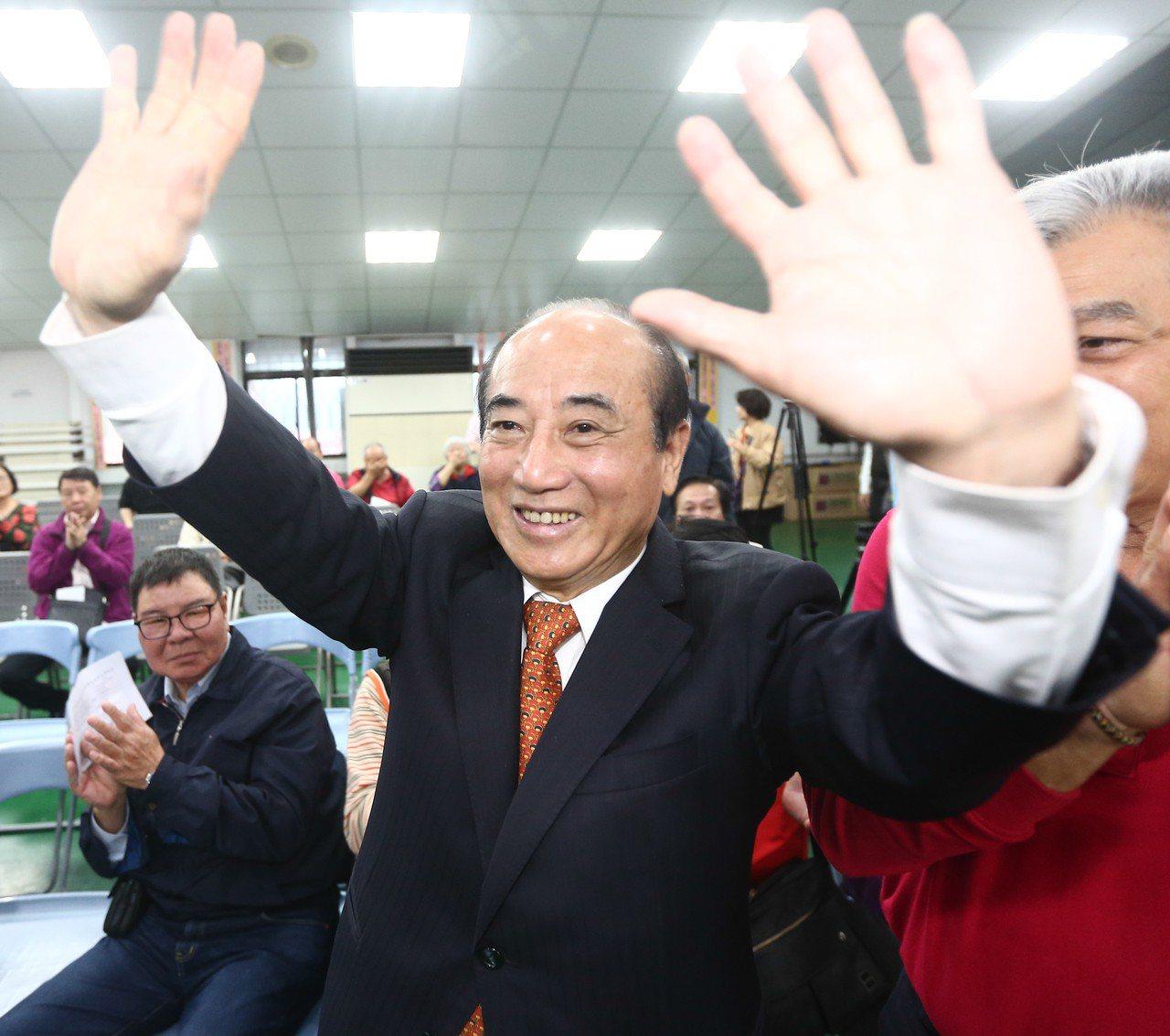 前立法院長王金平。本報資料照片。記者黃仲裕/攝影