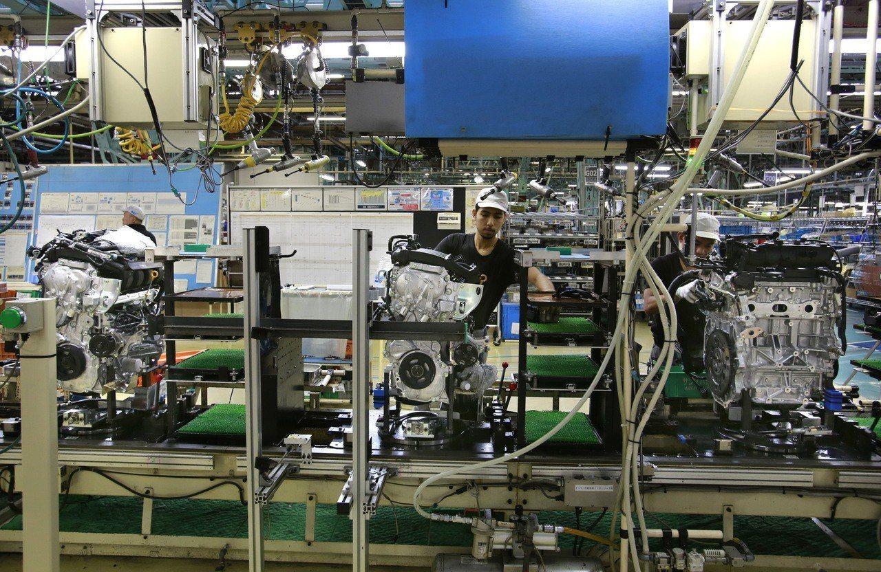 日本政府公布2018年第四季GDP速報,企業設備投資部分,為因應人力不足的投資,...
