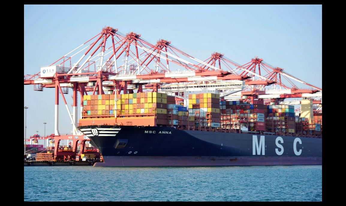 大陸1月意外恢復正成長,且年增率達到9.1%,但自美國進口則是大幅衰退達41.2...