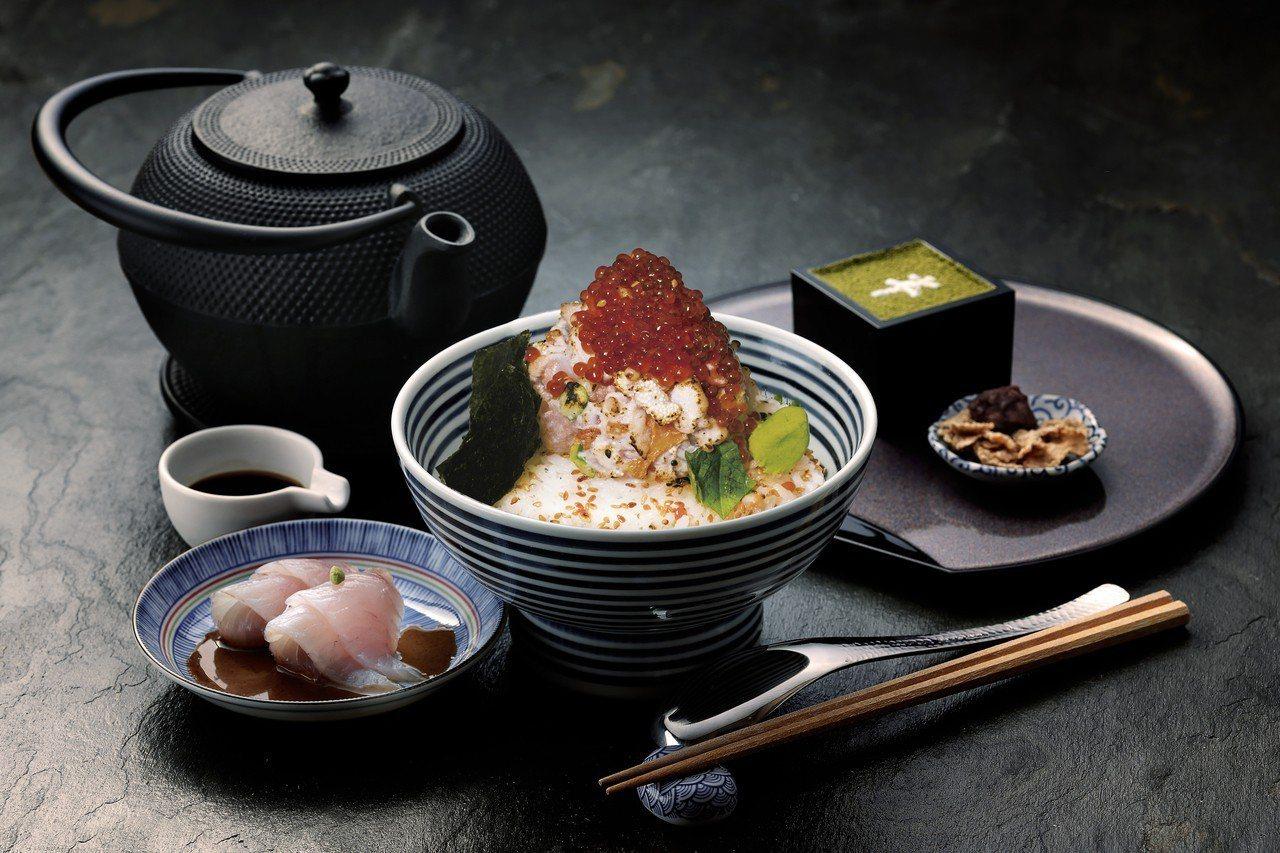 去年甫登台的日本橋海鮮丼つじ半(Tsujihan),今(14)日在台獨家推出炙燒...